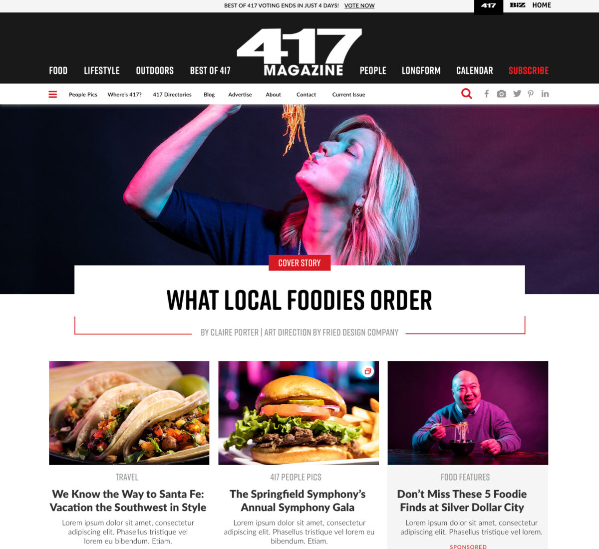 417 Home Page