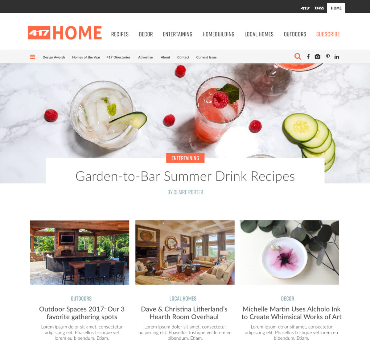 Home Home Page